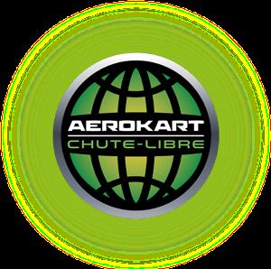 Logo chute libre